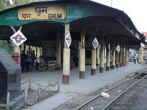 Ghum_Railway_station